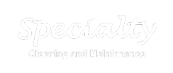 Specialty Cleaning and Maintenance Logo